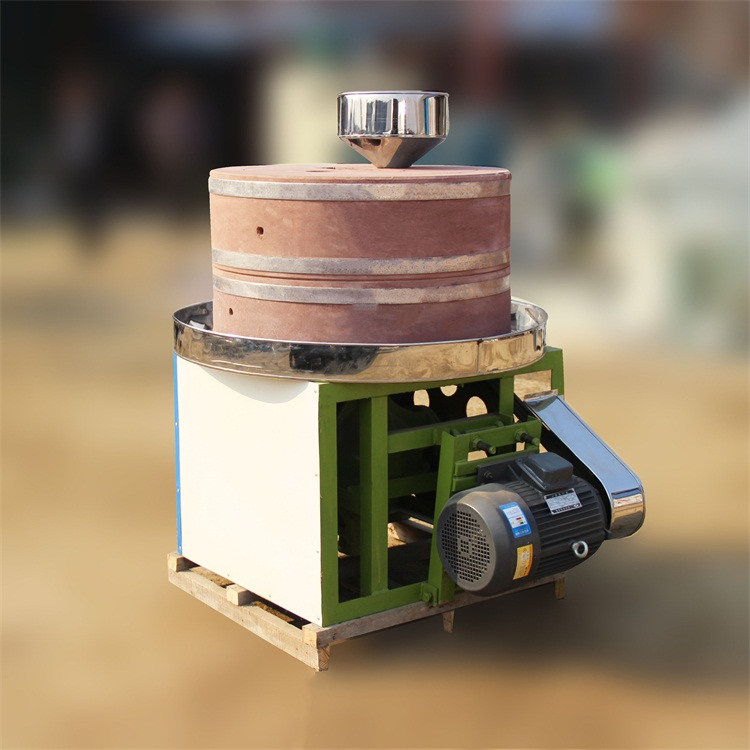 豆浆石磨机